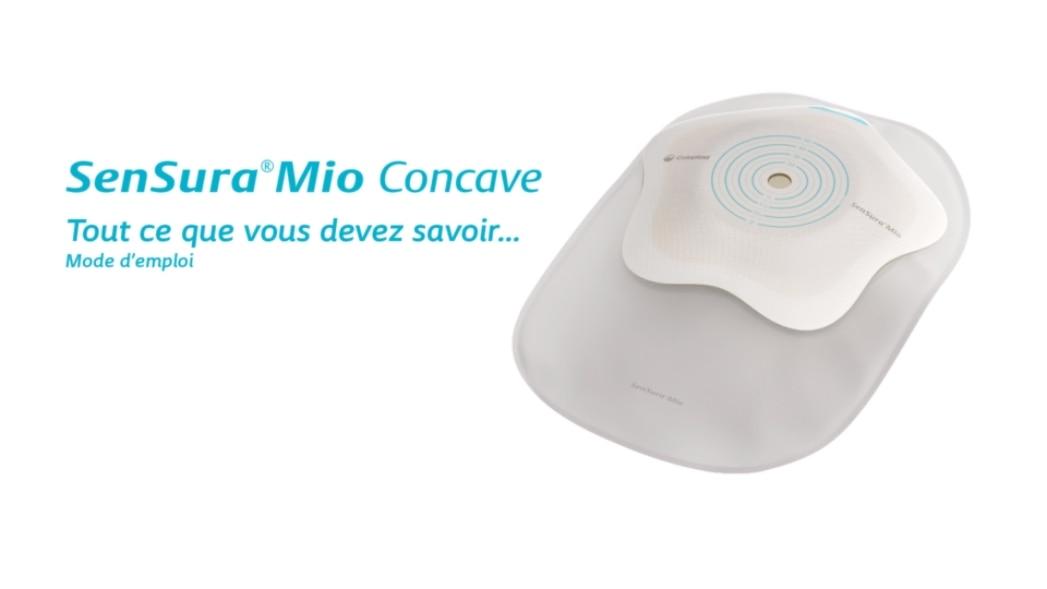 SenSura Mio Concave une pièce fermée