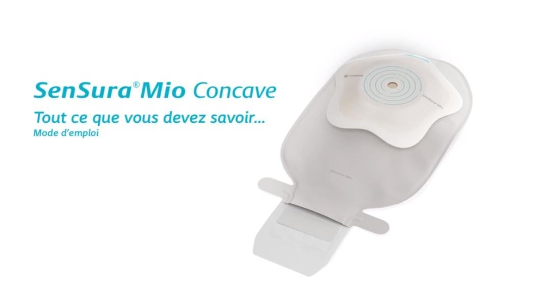 SenSura Mio Concave une pièce vidangeable