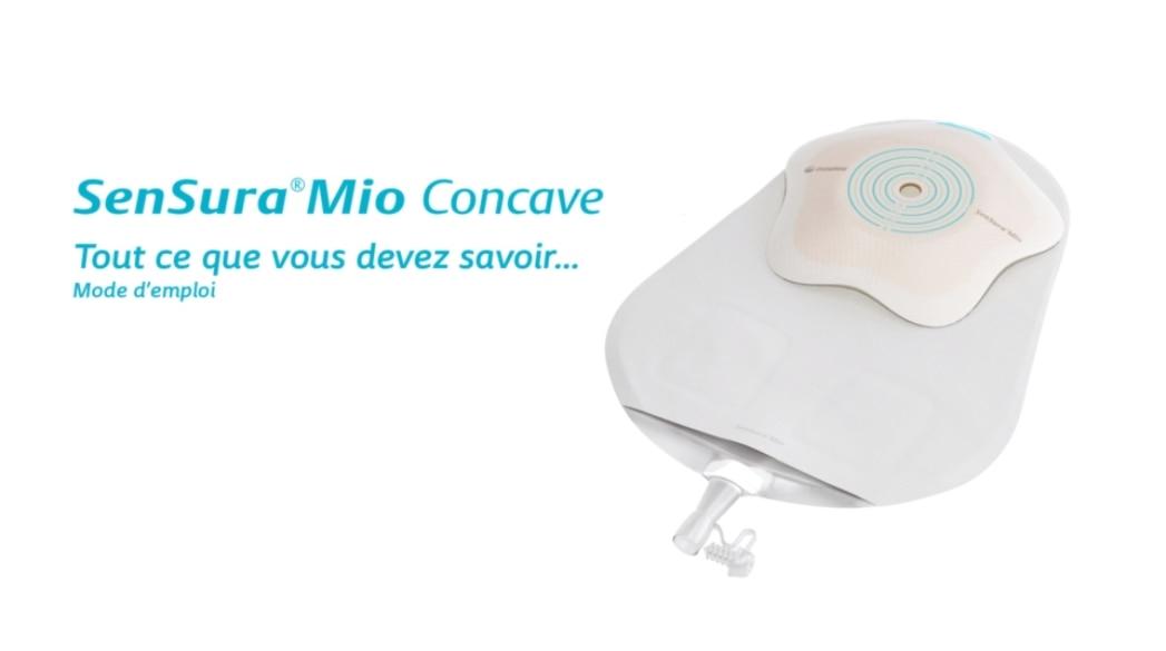 SenSura Mio Concave une pièce Uro